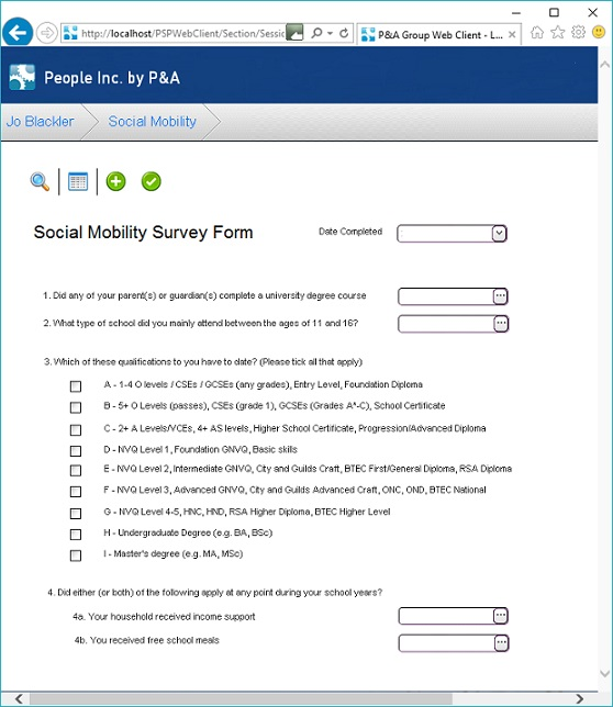 social mobility and its types